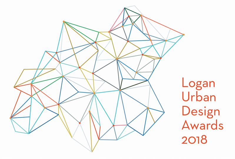 Logan Urban Design Awards 2018 logo