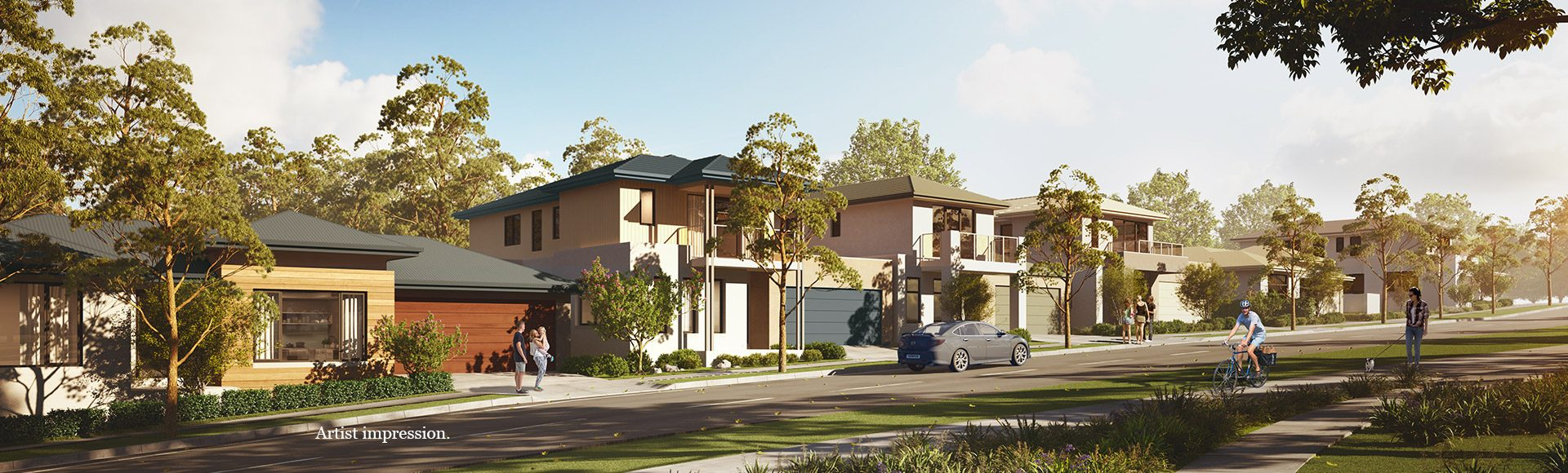 harvest-rise-land-for-sale-greenbank-streetscape